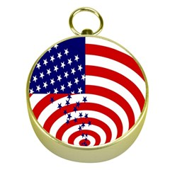 Star Line Hole Red Blue Gold Compasses