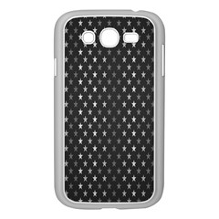 Rabstol Net Black White Space Light Samsung Galaxy Grand DUOS I9082 Case (White)