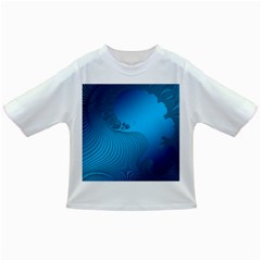 Fractals Lines Wave Pattern Infant/toddler T Shirts