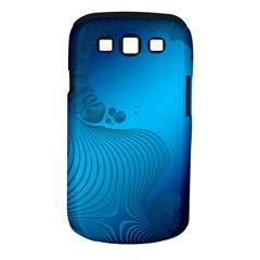 Fractals Lines Wave Pattern Samsung Galaxy S Iii Classic Hardshell Case (pc+silicone)