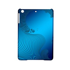 Fractals Lines Wave Pattern Ipad Mini 2 Hardshell Cases