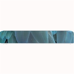 Feather Plumage Blue Parrot Small Bar Mats