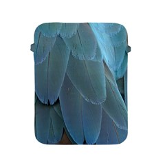 Feather Plumage Blue Parrot Apple Ipad 2/3/4 Protective Soft Cases