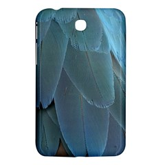 Feather Plumage Blue Parrot Samsung Galaxy Tab 3 (7 ) P3200 Hardshell Case