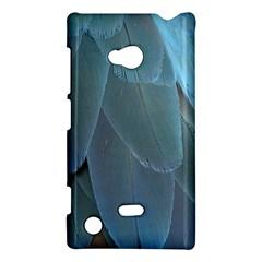 Feather Plumage Blue Parrot Nokia Lumia 720