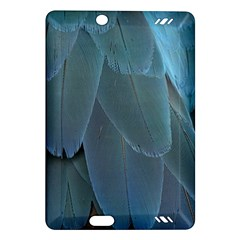Feather Plumage Blue Parrot Amazon Kindle Fire HD (2013) Hardshell Case