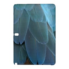 Feather Plumage Blue Parrot Samsung Galaxy Tab Pro 12 2 Hardshell Case
