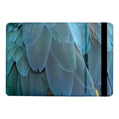Feather Plumage Blue Parrot Samsung Galaxy Tab Pro 10.1  Flip Case