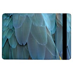 Feather Plumage Blue Parrot Ipad Air Flip