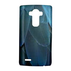 Feather Plumage Blue Parrot Lg G4 Hardshell Case