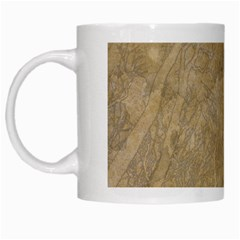Abstract Forest Trees Age Aging White Mugs