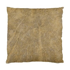 Abstract Forest Trees Age Aging Standard Cushion Case (Two Sides)