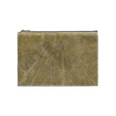 Abstract Forest Trees Age Aging Cosmetic Bag (medium)