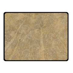 Abstract Forest Trees Age Aging Fleece Blanket (small)