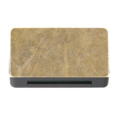 Abstract Forest Trees Age Aging Memory Card Reader With Cf