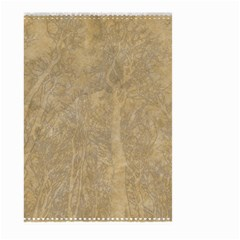 Abstract Forest Trees Age Aging Large Garden Flag (Two Sides)