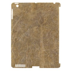Abstract Forest Trees Age Aging Apple Ipad 3/4 Hardshell Case (compatible With Smart Cover)