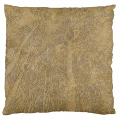 Abstract Forest Trees Age Aging Large Cushion Case (two Sides)