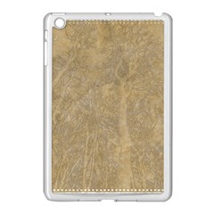Abstract Forest Trees Age Aging Apple Ipad Mini Case (white)
