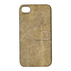 Abstract Forest Trees Age Aging Apple iPhone 4/4S Hardshell Case with Stand