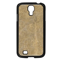 Abstract Forest Trees Age Aging Samsung Galaxy S4 I9500/ I9505 Case (Black)