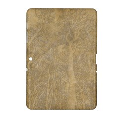 Abstract Forest Trees Age Aging Samsung Galaxy Tab 2 (10.1 ) P5100 Hardshell Case