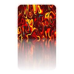 Effect Pattern Brush Red Orange Memory Card Reader