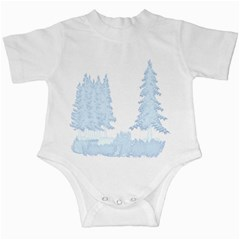 Winter Snow Trees Forest Infant Creepers