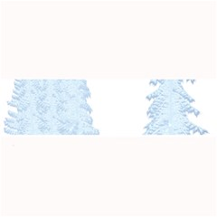 Winter Snow Trees Forest Large Bar Mats