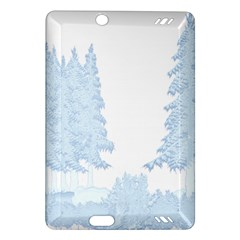 Winter Snow Trees Forest Amazon Kindle Fire Hd (2013) Hardshell Case