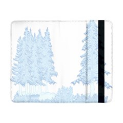 Winter Snow Trees Forest Samsung Galaxy Tab Pro 8.4  Flip Case
