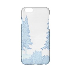 Winter Snow Trees Forest Apple Iphone 6/6s Hardshell Case