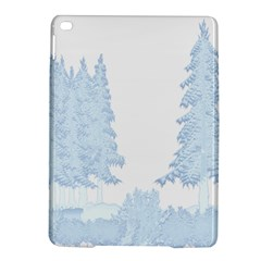 Winter Snow Trees Forest Ipad Air 2 Hardshell Cases