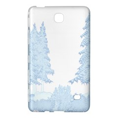 Winter Snow Trees Forest Samsung Galaxy Tab 4 (7 ) Hardshell Case