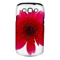 Flower Isolated Transparent Blossom Samsung Galaxy S Iii Classic Hardshell Case (pc+silicone)