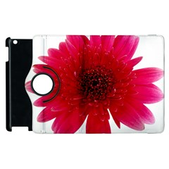 Flower Isolated Transparent Blossom Apple iPad 3/4 Flip 360 Case