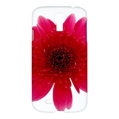 Flower Isolated Transparent Blossom Samsung Galaxy S4 I9500/I9505 Hardshell Case