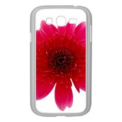 Flower Isolated Transparent Blossom Samsung Galaxy Grand Duos I9082 Case (white)