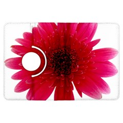 Flower Isolated Transparent Blossom Kindle Fire HDX Flip 360 Case