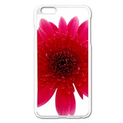 Flower Isolated Transparent Blossom Apple Iphone 6 Plus/6s Plus Enamel White Case
