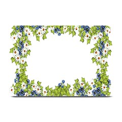 Birthday Card Flowers Daisies Ivy Plate Mats