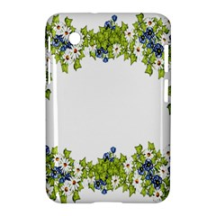 Birthday Card Flowers Daisies Ivy Samsung Galaxy Tab 2 (7 ) P3100 Hardshell Case