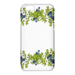 Birthday Card Flowers Daisies Ivy iPhone 6/6S TPU Case