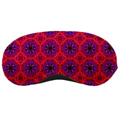 Retro Abstract Boho Unique Sleeping Masks