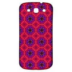 Retro Abstract Boho Unique Samsung Galaxy S3 S Iii Classic Hardshell Back Case