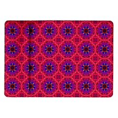 Retro Abstract Boho Unique Samsung Galaxy Tab 10 1  P7500 Flip Case