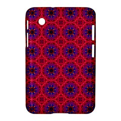 Retro Abstract Boho Unique Samsung Galaxy Tab 2 (7 ) P3100 Hardshell Case