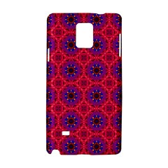 Retro Abstract Boho Unique Samsung Galaxy Note 4 Hardshell Case