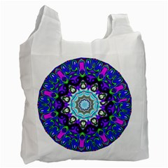 Graphic Isolated Mandela Colorful Recycle Bag (two Side)