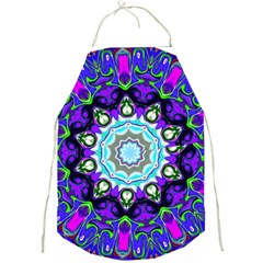 Graphic Isolated Mandela Colorful Full Print Aprons